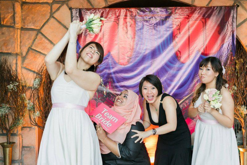 bridesmaids malaysia