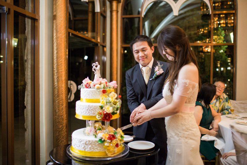 wedding cake malaysia