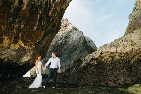Suluban Beach Pre-Wedding
