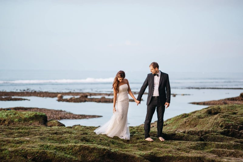 suluban beach wedding