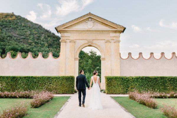 Italian Villa Wedding