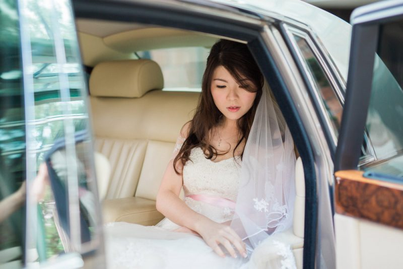 rolls royce bride