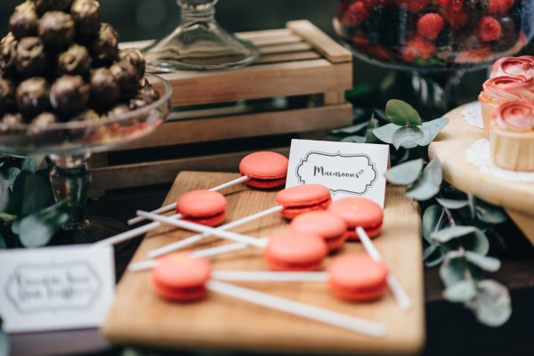 Romantic Styled Wedding in Qba - Westin KL