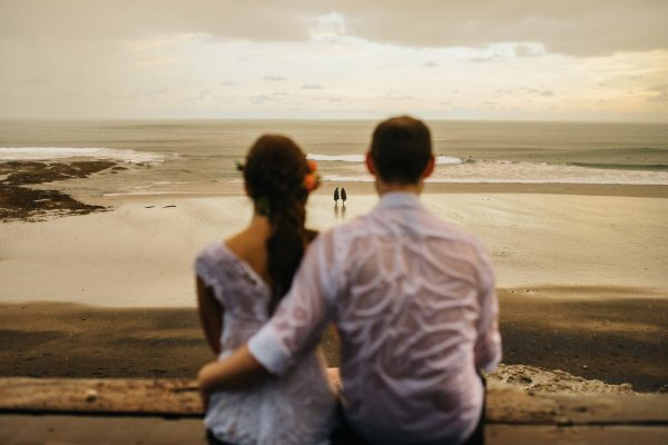 Bali Beach Pre-Wedding